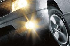 OEM NEW Front Fog Light Driving Lamp Frontier Xterra Plastic Bumper 999F1KV000