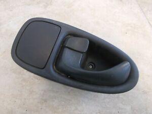 Saturn SL Sedan LH Inner Door Handle Front Drivers Side 00 01 02 Used OEM