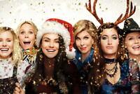 G0549 Kristen Bell Sheril Khains A Bad Moms Christmas Laminated Poster AU