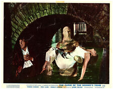 CURSE OF THE MUMMY'S TOMB ORIGINAL LOBBY CARD HAMMER HORROR JEANNE ROLAND