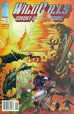 Wildcats #16 By Robinson Charest Newsstand $1.95 Price Variant B Image NM/M 1994