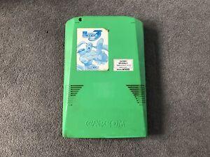 Street Fighter ZERO 3 - CAPCOM CPS2 System Cartridge B Board JAMMA *New Battery*