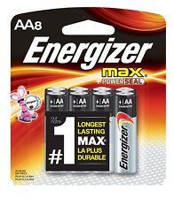 6 Energizer AAA Max Alkaline Batteries 2026
