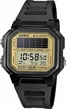Reloj Casio solar Al-190w-9a Clásico retro