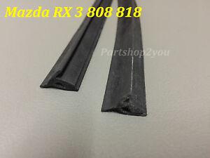 MAZDA ROTARY RX 3 808 818 MIZER SAVANNA 2 DOOR WINDOW BELT weatherstrip seal OUT