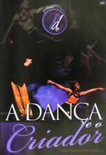 A Dança e o Criador - Espetáculo De Dança DVD (Profetas da Dança)