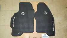 NEW FORD MERCURY MYSTIQUE VINYL FLOOR MATS ALCHEMY 1998 1999 2000