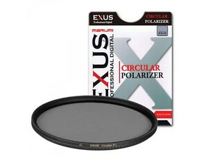 Marumi 72mm EXUS Circular Polarizer Filters - EXS72CIR