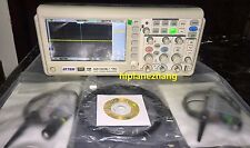 Memory Depth 2Mpts Oscilloscope 100MHz 2CH 1GS/s 7'' TFT LCD USB ADS1102CML+