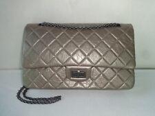 169f437b402e Chanel Reissue 2.55 Bronze 227 Classic Double Flap Bag Excellent Condition