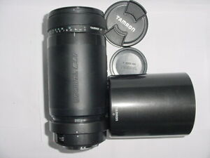 TAMRON 200-400mm f/5.6 AF LD Auto Focus Zoom Lens For Canon EOS Digital/Film SLR
