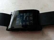 Pebble 301BL Classic Black Smart Watch