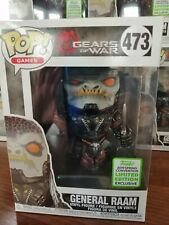 Gears of War General Raam Spring Convention 2019 Exclusive Funko POP!