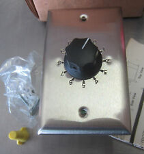 Atlas Sound At-10A-PA 10Watt Volume Control Attenuator