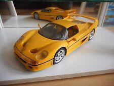 Maisto Ferrari F50 in Yellow on 1:18
