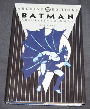 1990 DC Archives Edition Batman Vol 1 Hardcover VF+