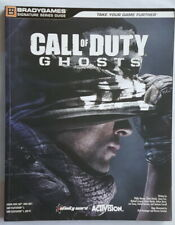 BRADY GAMES SIGNATURE SERIES GUIDE - CALL OF DUTY GHOSTS.