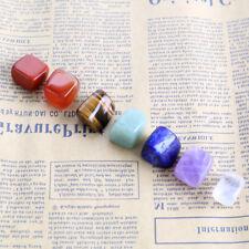 Chakra kit : Natural 7 Crystal Tumbled Healing Stones Set