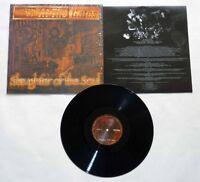 """At The  Gates """"Slaughter Of The Soul"""" Black Vinyl - NEW 2014 Full Dynamic Range"""