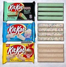 LIMITED EDITION's Kit Kat Birthday Cake  Kit Kat Duo Kit Kat APPLE PIE - ALL NEW