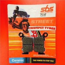 Husaberg FE 570 09 > 13 SBS Rear Ceramic Brake Pads OE QUALITY 791HF