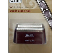 WAHL PROFESSIONAL 5 STAR SHAVER SUPER CLOSE REPLACEMENT FOIL BUMP FREE SHAVING