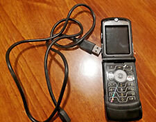 Motorola X CINGULAR PHONE GREAT CONDITION WITH CABLE,WITHOUT BATTERY