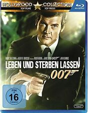 James Bond 007: LEBEN UND STERBEN LASSEN (Blu-ray Disc) NEU+OVP