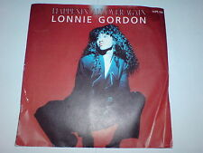 LONNIE GORDON - 7 INCH - HAPPENIN' ALL OVER AGAIN