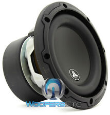 "DISCOUNTED JL AUDIO 6W3V3-4 SUB 6.5"" 300 WATTS 4 OHM CAR SUBWOOFER BASS SPEAKER"