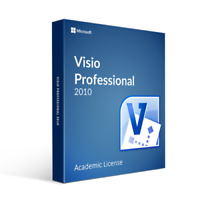 Visio 2010 Professional. 32/64 bit. Product Key / Code + Download LINK