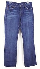 Ralph Lauren Polo Jeans Company Women's Slim Boot Cut Button Fly Size 6 VGUC