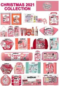 Soap and & Glory  LADIES CHRISTMAS GIFT SETS  Choose set  SAME DAY DISPATCH 2021