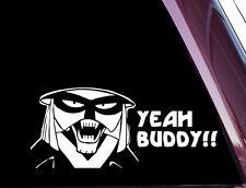 Brak - Yeah Buddy - Adult Swim- FUNNY - DIE CUT Decal / Sticker NOT PRINTED A-50