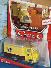 Disney Pixar Cars Dustin Suaves Deluxe #4/8 Rs Retro Radiator Springs New Rare