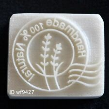 "Tree Handmade 100% Natural Resin Soap Stamp Seal Soap Mold Mould 1.96""  yz"