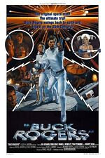 Buck Rogers movie poster : 11 x 17 inches Buck Rogers In the 25th Century poster