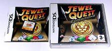 Spiel: JEWEL QUEST EXPEDITIONS für Nintendo DS + Lite + Dsi + XL + 3DS 2DS
