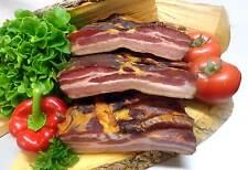 Gerauchter Schweinebauch am Stück, 500g,  4,90 € (kg-Preis 9,80 inkl. 7% MwSt)