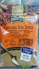 Chinese Five Spice Powder 100g - Natco - Premium Quality