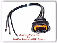 Electrical Connector for AS305 Manifold Pressure (MAP) Sensor Fit Buick Cadillac