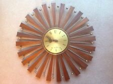 Teak Retro Collectable Clocks