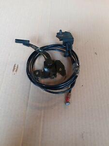 Hyundai Galloper  Tank Tanköffner Tanker Car Cable Pull Tankklappe
