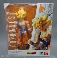 S.H. Figuarts Super Saiyan Son Gokou Goku super warrior Awakening Ver. Bandai***