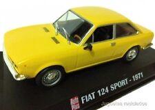1/43 FIAT 124 SPORT 1971 IXO AUTOPLUS DIECAST