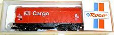 DB vagñon lona corrediza rojo cargo ROCO 25379 N 1:160 emb.orig HQ3 å