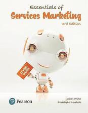 Essentials of Services Marketing by Jochen Wirtz, Christopher H. Lovelock, Patri