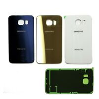 for Samsung Galaxy S6 Original Grade Back Glass Replacement with adhesive tape