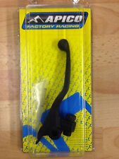 KTM  SX 200 250 300  EXC 200 250 300  2014-2018   APICO FORGED BRAKE LEVER BLACK