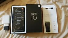 Xiaomi Mi Note 10 6gb Ram 128GB Dual-SIM GSM Unlocked Android Phone -  black